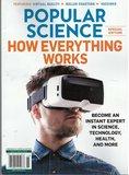 Popular Science Magazine_