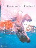 Performance Research Magazine_