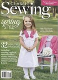 Classic Sewing Magazine_