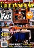 Country Sampler Magazine_