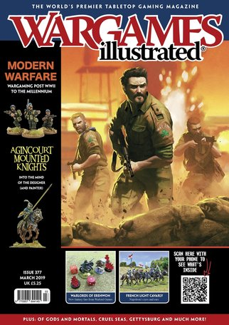 Wargames Illustrated Magazine