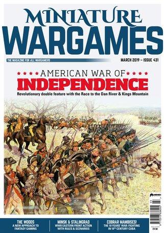 Miniature Wargames Magazine