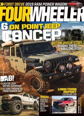 Four Wheeler Magazine