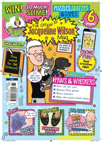 The Official Jacqueline Wilson Magazine