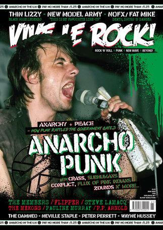 Vive Le Rock Magazine