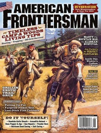 American Frontiersman Magazine