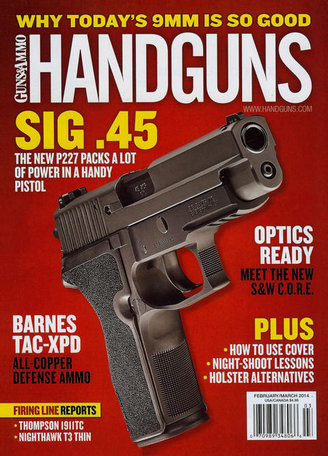 Guns & Ammo Handguns Magazine