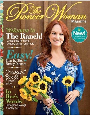 The Pioneer Woman Magazine
