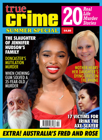 True Crime Special Magazine