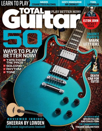 Total Guitar Magazine