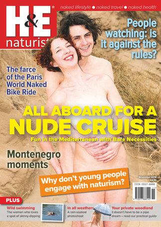 H&E Naturist Magazine