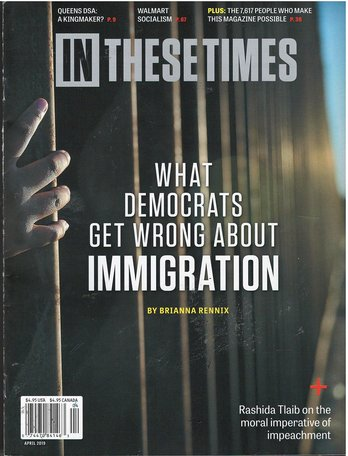 In These Times Magazine