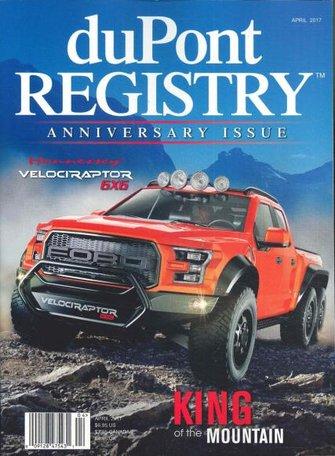 duPont REGISTRY - Automobiles Magazine