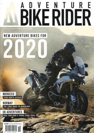 Adventure Bike Rider Magazine