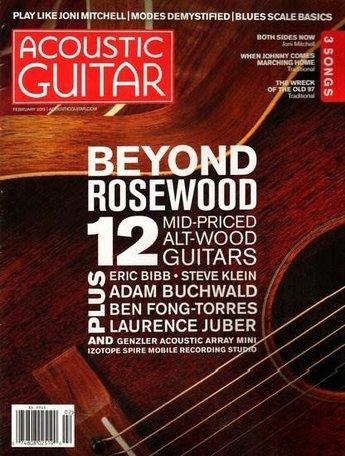 Acoustic Guitar Magazine