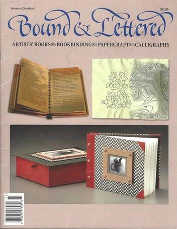 Bound & Lettered Magazine