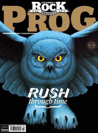 Classic Rock Prog Magazine