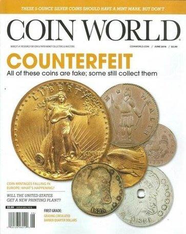 Coin World Magazine
