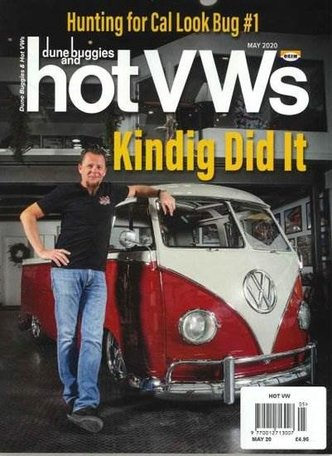 Dune Buggies & Hot VWs Magazine