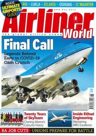 Airliner World Magazine