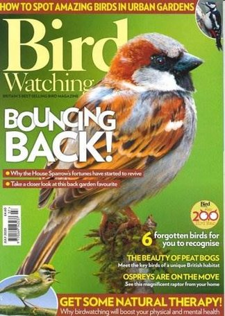 Bird Watching (UK) Magazine