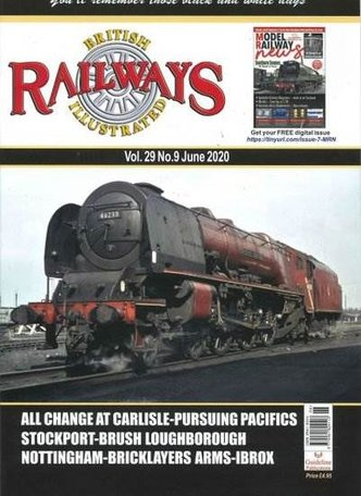 British Railways Illustrated Magazine