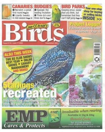 Cage & Aviary Birds Magazine