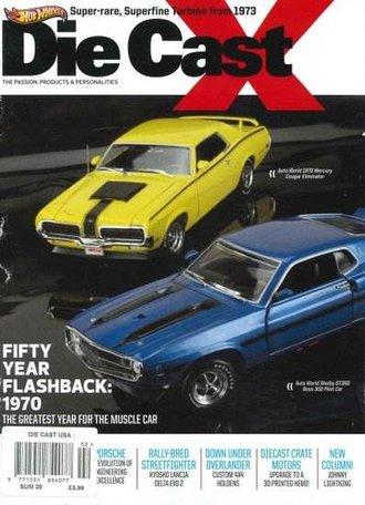 Die Cast X Magazine