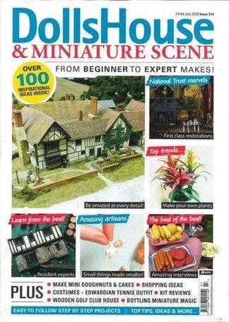 DollsHouse & Miniature Scene Magazine