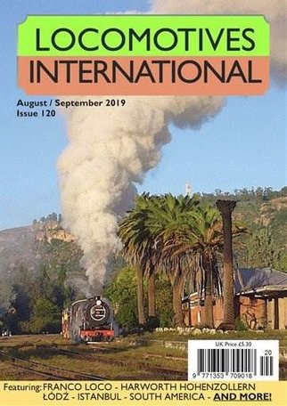 Locomotives International Magazine