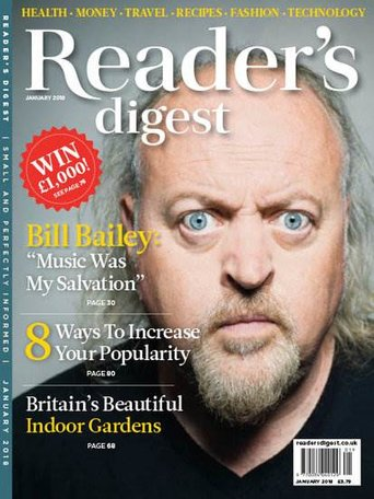 Reader's Digest (UK) Magazine