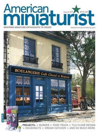 American Miniaturist Magazine