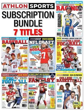 Athlon Sports Bundle Magazine