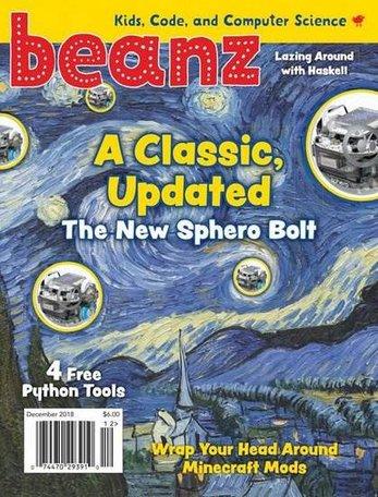 Beanz Magazine