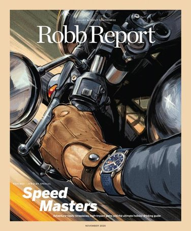 Robb Report (USA) Magazine