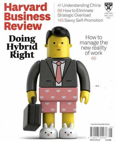 Harvard Business Review Magazine