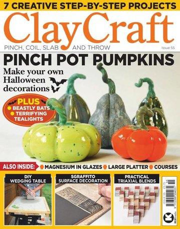 Claycraft Magazine