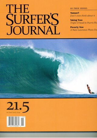 The Surfers Journal Magazine