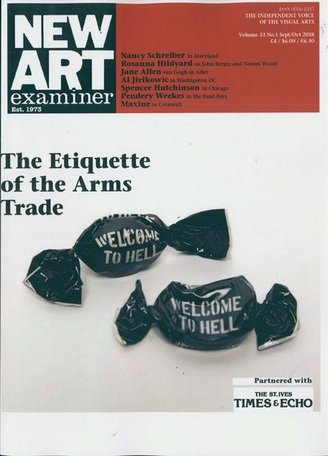 New Art Examiner Magazine