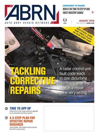 Automotive Body Repair News Magazine