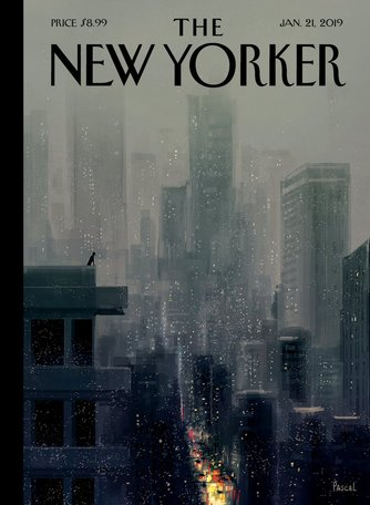The New Yorker Magazine
