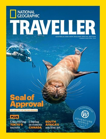 National Geographic Traveller Magazine