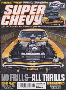 Super Chevy Magazine