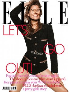 ELLE (UK) Magazine