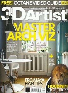 3D Artist Magazine