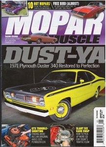 Mopar Muscle Magazine